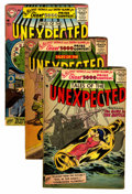 Silver Age (1956-1969):Horror, Tales of the Unexpected #5-7 Group (DC, 1956).... (Total: 3 ComicBooks)