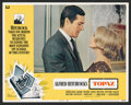 """Movie Posters:Hitchcock, Topaz (Universal, 1969). Lobby Card Set of 8 (11"""" X 14""""). Hitchcock.. ... (Total: 8 Items)"""
