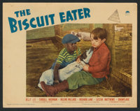 """The Biscuit Eater (Paramount, 1940). Lobby Card Set of 8 (11"""" X 14""""). Drama. ... (Total: 8 Items)"""