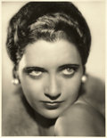 "Movie Posters:Miscellaneous, Kay Francis by Eugene Robert Richee (Paramount, 1930s). Portrait(10.5"" X 13.75"").. ..."