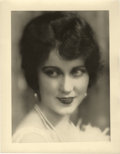 "Movie Posters:Miscellaneous, Fay Wray by Eugene Robert Richee (Paramount, Late 1920s). PortraitStill (11"" X 14"").. ..."