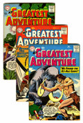 Silver Age (1956-1969):Adventure, My Greatest Adventure Group (DC, 1960).... (Total: 9 Comic Books)
