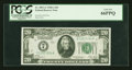 Small Size:Federal Reserve Notes, Fr. 2051-G $20 1928A Federal Reserve Note. PCGS Gem New 66PPQ.. ...