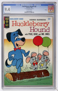 Silver Age (1956-1969):Cartoon Character, Huckleberry Hound #28 File Copy (Gold Key, 1966) CGC NM 9.4 Off-white pages....