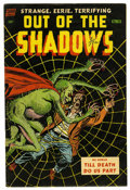 Golden Age (1938-1955):Horror, Out Of The Shadows #10 Mile High pedigree (Standard, 1953)Condition: Apparent VF+. ...
