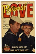"Golden Age (1938-1955):Romance, Personal Love #16 Davis Crippen (""D"" Copy) pedigree (FamousFunnies, 1952) Condition: VF+...."