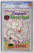Bronze Age (1970-1979):Cartoon Character, Casper's Ghostland #87 File Copy (Harvey, 1975) CGC NM/MT 9.8 Whitepages....