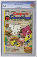 Bronze Age (1970-1979):Cartoon Character, Casper's Ghostland #86 File Copy (Harvey, 1975) CGC NM+ 9.6 Whitepages....