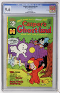 Bronze Age (1970-1979):Cartoon Character, Casper's Ghostland #84 File Copy (Harvey, 1975) CGC NM+ 9.6 Whitepages....