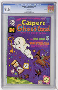 Bronze Age (1970-1979):Cartoon Character, Casper's Ghostland #83 File Copy (Harvey, 1975) CGC NM+ 9.6 Whitepages....