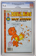Bronze Age (1970-1979):Cartoon Character, Devil Kids #90 File Copy (Harvey, 1978) CGC NM+ 9.6 White pages....