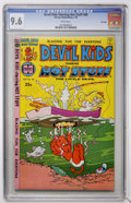 Bronze Age (1970-1979):Cartoon Character, Devil Kids #89 File Copy (Harvey, 1978) CGC NM+ 9.6 White pages....