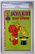 Bronze Age (1970-1979):Cartoon Character, Devil Kids #87 File Copy (Harvey, 1978) CGC NM+ 9.6 White pages....