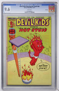 Bronze Age (1970-1979):Cartoon Character, Devil Kids #84 File Copy (Harvey, 1977) CGC NM+ 9.6 White pages....