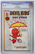 Bronze Age (1970-1979):Cartoon Character, Devil Kids #79 File Copy (Harvey, 1976) CGC NM+ 9.6 White pages....