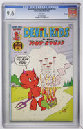 Bronze Age (1970-1979):Cartoon Character, Devil Kids #78 File Copy (Harvey, 1976) CGC NM+ 9.6 White pages....