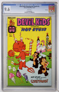 Bronze Age (1970-1979):Cartoon Character, Devil Kids #72 File Copy (Harvey, 1975) CGC NM+ 9.6 White pages....