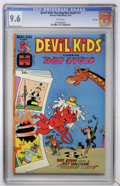 Bronze Age (1970-1979):Cartoon Character, Devil Kids #71 File Copy (Harvey, 1975) CGC NM+ 9.6 White pages....
