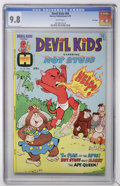 Bronze Age (1970-1979):Cartoon Character, Devil Kids #69 File Copy (Harvey, 1975) CGC NM/MT 9.8 Whitepages....