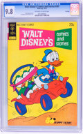 Bronze Age (1970-1979):Cartoon Character, Walt Disney's Comics and Stories #397 File Copy (Gold Key, 1973)CGC NM/MT 9.8 Off-white to white pages....