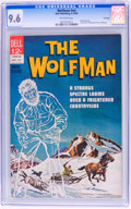 Silver Age (1956-1969):Horror, Movie Classics: Wolfman (second edition) File Copy (Dell, 1964) CGCNM+ 9.6 Off-white pages....