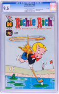 Bronze Age (1970-1979):Humor, Richie Rich #109 File Copy (Harvey, 1971) CGC NM+ 9.6 Off-white to white pages....