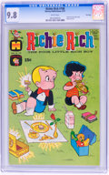 Bronze Age (1970-1979):Humor, Richie Rich #108 File Copy (Harvey, 1971) CGC NM/MT 9.8 Whitepages....