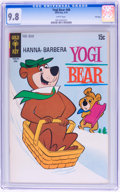 Bronze Age (1970-1979):Cartoon Character, Yogi Bear #40 File Copy (Gold Key, 1970) CGC NM/MT 9.8 Whitepages....