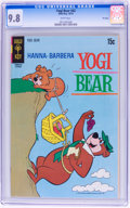 Bronze Age (1970-1979):Cartoon Character, Yogi Bear #42 File Copy (Gold Key, 1970) CGC NM/MT 9.8 Whitepages....