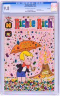 Bronze Age (1970-1979):Humor, Richie Rich #110 File Copy (Harvey, 1971) CGC NM/MT 9.8 Off-white to white pages....