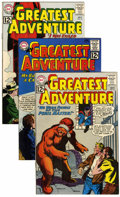 Silver Age (1956-1969):Adventure, My Greatest Adventure Group (DC, 1961-63).... (Total: 12 Comic Books)