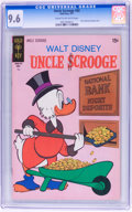 Bronze Age (1970-1979):Cartoon Character, Uncle Scrooge #92 (Gold Key, 1971) CGC NM+ 9.6 Cream to off-whitepages....
