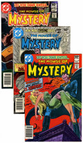 Modern Age (1980-Present):Horror, House of Mystery Group (DC, 1979-83) Condition: Average NM-....(Total: 27 Comic Books)