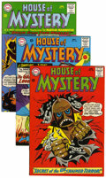 Silver Age (1956-1969):Horror, House of Mystery Group (DC, 1965-70).... (Total: 14 Comic Books)