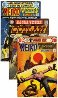 Bronze Age (1970-1979):Western, All-Star Western and Weird Western Tales Group (DC, 1970-80) Condition: Average VF+.... (Total: 65 Comic Books)