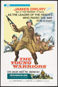 """Movie Posters:War, The Young Warriors (Universal, 1967). One Sheet (27"""" X 41""""). War....."""
