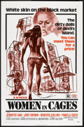 "Movie Posters:Sexploitation, Women in Cages (New World, 1971). One Sheets (2) (27"" X 41"").Sexploitation.. ... (Total: 2 Items)"