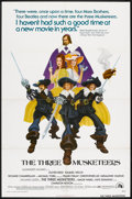 "Movie Posters:Adventure, The Three Musketeers Lot (20th Century Fox, 1974). One Sheets (2)(27"" X 41""). Adventure.. ... (Total: 2 Items)"