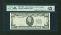 Error Notes:Missing Third Printing, Fr. 2076-G $20 1988A Federal Reserve Note. PMG Gem Uncirculated 65 EPQ.. ...