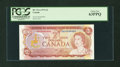 Canadian Currency: , BC-47a-i $2 1974. ...