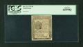 Colonial Notes:Pennsylvania, Pennsylvania October 25, 1775 9d PCGS Gem New 65PPQ....