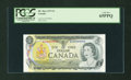 Canadian Currency: , BC-46a-i $1 1973. ...