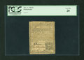 Colonial Notes:Pennsylvania, Pennsylvania March 1, 1769 £3 PCGS Very Fine 20....