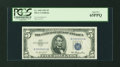 Small Size:Silver Certificates, Fr. 1655 $5 1953 Silver Certificate. Low Serial Number 10. PCGS Gem New 65PPQ.. ...