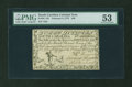 Colonial Notes:South Carolina, South Carolina February 8, 1779 $40 PMG About Uncirculated 53....