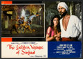 "Movie Posters:Fantasy, The Golden Voyage of Sinbad (Columbia, 1973). Photobustas (7) (18"" X 25.5""). Fantasy.. ... (Total: 7 Items)"