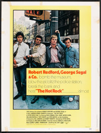 "The Hot Rock Lot (20th Century Fox, 1972). Posters (2) (30"" X 40""). Comedy. ... (Total: 2 Items)"