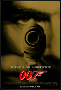 """Movie Posters:James Bond, GoldenEye Lot (United Artists, 1995). One Sheets (2) (27"""" X 40"""") Advance and Regular Styles. James Bond.. ... (Total: 2 Items)"""