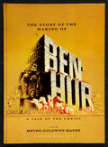 "Movie Posters:Historical Drama, Ben-Hur (MGM, 1959). Program (Multiple Pages, 8.25"" X 11.25"").Historical Drama.. ..."