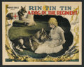 "Movie Posters:Drama, A Dog of the Regiment (Warner Brothers, 1927). Lobby Cards (3) (11""X 14""). Drama.. ... (Total: 3 Items)"